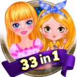 33 in 1 Games For Girls APK