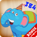 384 Puzzles for Preschool Kids – bonus games ? APK
