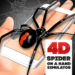4D spider on a hand simulator APK