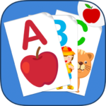 ABC Flash Cards Game for Kids & Adults APK