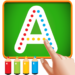 ABCD English Alphabet Writing & ABC Phonics APK