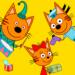 Три Кота Домашние приключения: игры для детей APK