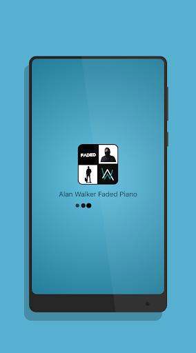 Alan Walker Faded Piano ss 1