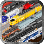 American Diesel Trains: Rail Yard Simulator APK