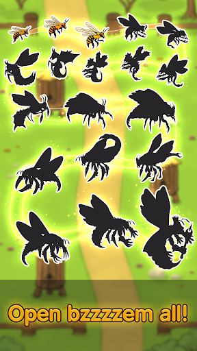 Angry Bee Evolution – Idle farm tap free clicker ss 1