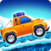 Arctic roads: car racing game APK