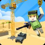 Army Craft: Build & Battle Blocky World Defence APK