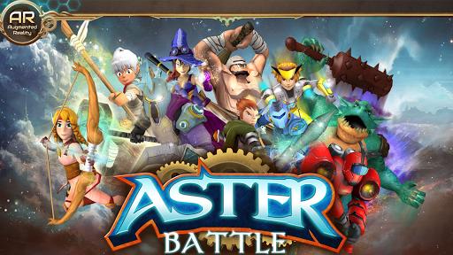 Aster Battle ss 1