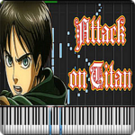 Attack on Titan Piano Games APK