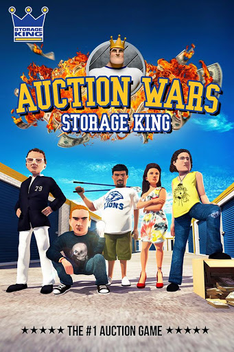 Auction Wars Storage King ss 1