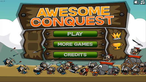Awesome Conquest Tribal Wars ss 1