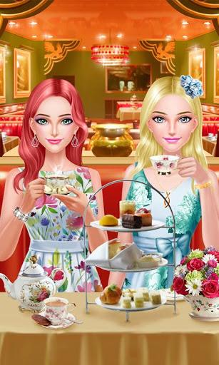 BFF Salon – Tea Room Party ss 1