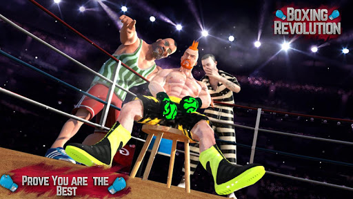 BOXING REVOLUTION – BOXING GAMES KNOCK OUT ss 1