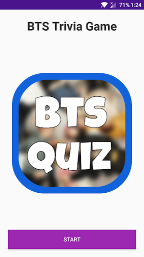 BTS Trivia Quiz Game ss 1