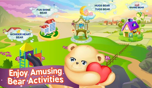Baby Bear Daily Activities ss 1