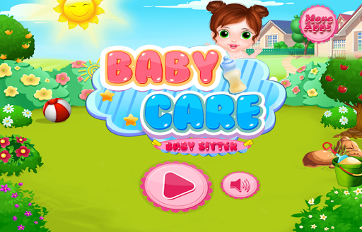 Baby Care Babysitter amp Daycare ss 1