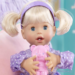 Baby Girl Doll – Tile Puzzle . APK