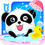Baby Panda's Bath Time APK
