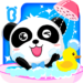 Baby Panda's Bath Time APK