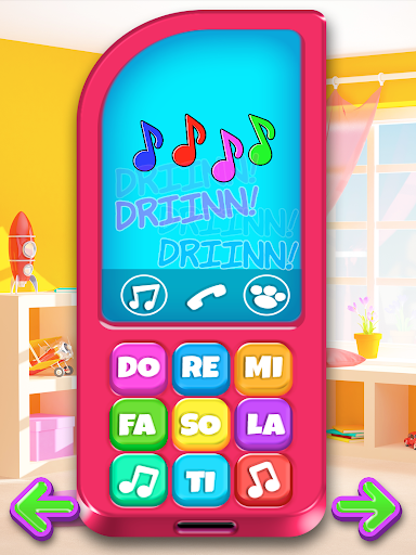 Baby Phone 2 – Pretend Play Music amp Learning FREE ss 1