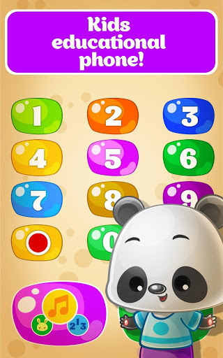 Baby Phone for Toddlers – Numbers Animals Music ss 1