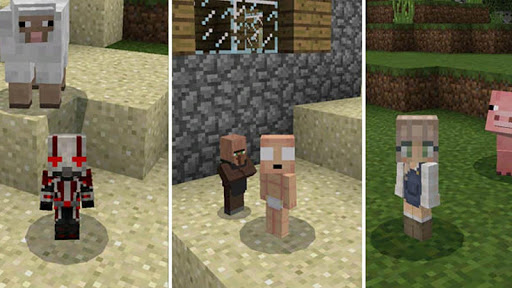 Baby gamer Mod for MCPE ss 1