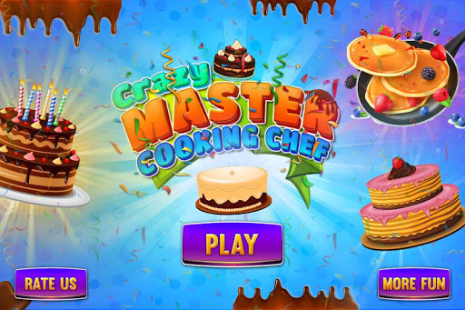 Bakery Chef Cake Maker Baking GamesampCooking games ss 1