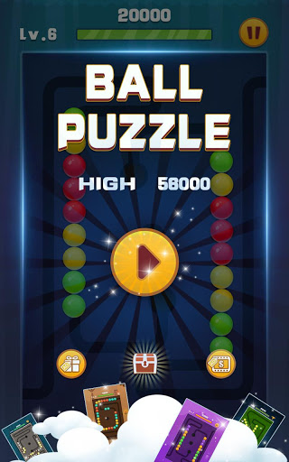 Ball Puzzle – Free Marble Game amp Bubble Shooter ss 1