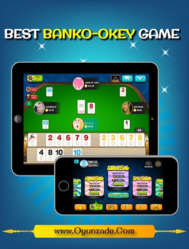 Banko Okey Oyunzade ss 1