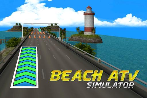 Beach ATV Simulator ss 1