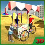 Beach Ice Cream Delivery 2018 Fun Simulator Game APK