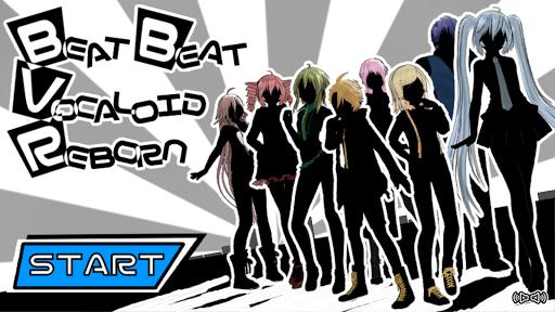 Beat Beat Vocaloid Reborn ss 1