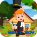 Best Escape Game 409 – Magic Boy Rescue Game APK
