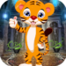 Best Escape Game 417- Little Cheetah Rescue Game APK