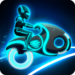 Bike Race Game: Traffic Rider Of Neon City APK