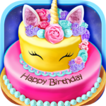 Birthday Cake Design Party – Bake, Decorate & Eat! APK