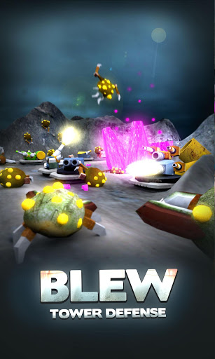 Blew TD Free Tower Defense strategy game ss 1