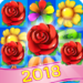Blossom Witch – Flower Blast Crush Match 3 Puzzle APK