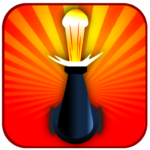 Bounce'n Bang Physics Puzzle Challenge: Fireball ! APK