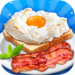 Breakfast Maker – Make Cloud Egg, Bacon & Milk APK
