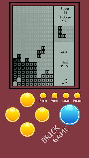 Brick Classic – Brick Game ss 1