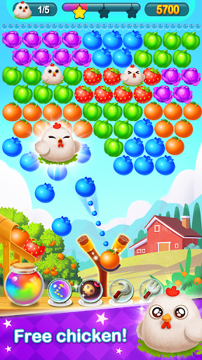 Bubble Farm – Fruit Garden Pop ss 1