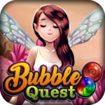 Bubble Pop Journey: Fairy King Quest APK