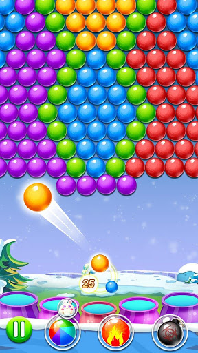 Bubble Shooter – Flying Pop ss 1