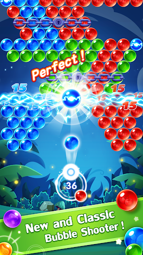 Bubble Shooter Genies ss 1