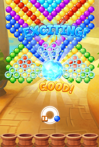 Bubbles Shooter kitchen ss 1