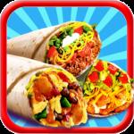 Burrito Maker Fever: Mexican Food Tacos & Tortilla APK