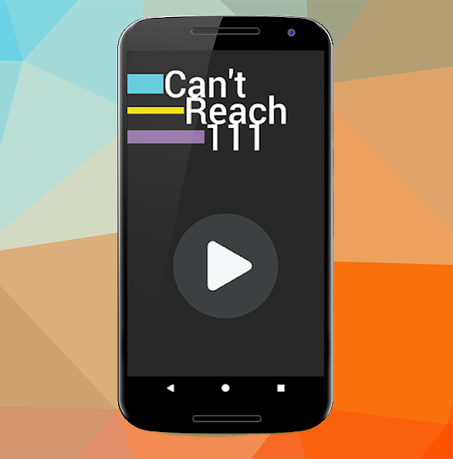 Cant Reach 111 – minimalist action game ss 1