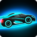 Car Games: Neon Rider Drives Sport Cars APK