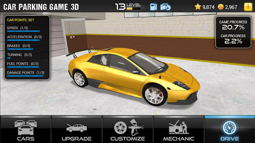 Car Parking Game 3D – Real City Driving Challenge ss 1